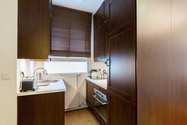 Appartement Georges Mandel - 3