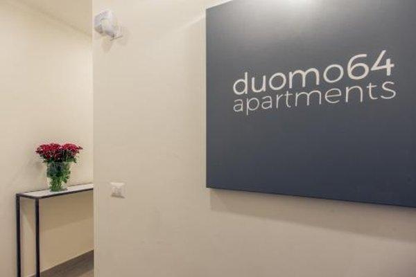 Duomo 64 Apartments - фото 15
