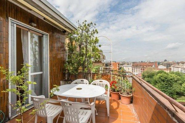 Terrace on Milan - фото 9
