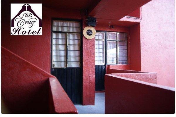 Hotel Santa Cruz - фото 10
