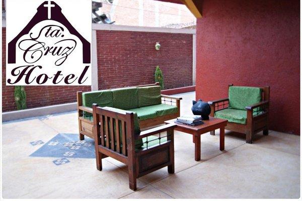 Hotel Santa Cruz - фото 6