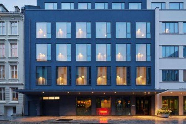 Zander K Hotel - фото 23