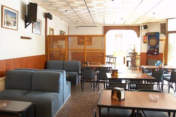Almenara Hostal Restaurante - фото 9