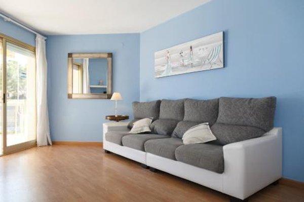 UHC Los Flamencos Family Apartments - фото 21