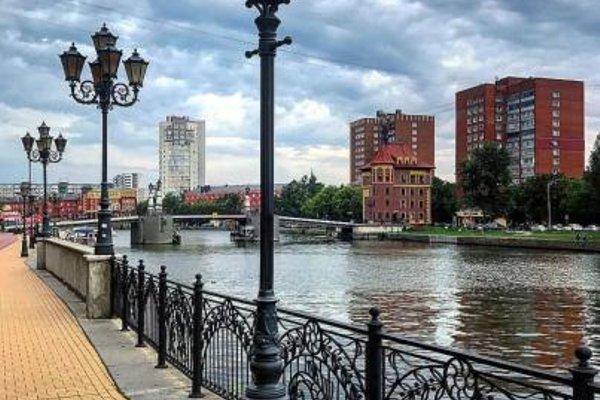 Апартаменты в Рыбной деревне - фото 19