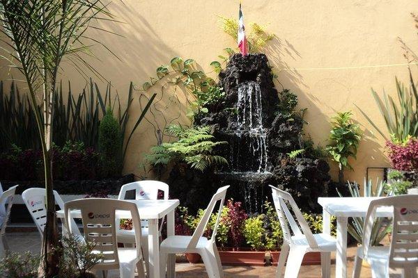 Hostal Centro Historico Oasis - фото 13