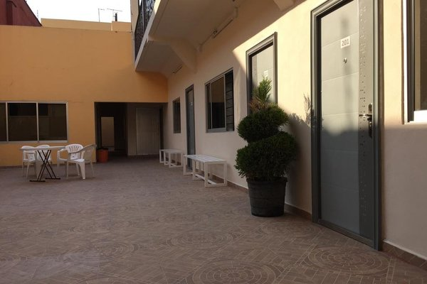 Hostal Centro Historico Oasis - фото 17