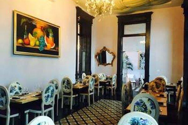 Hotel Boutique Mansion Lavanda - фото 11