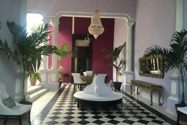 Hotel Boutique Mansion Lavanda - фото 13
