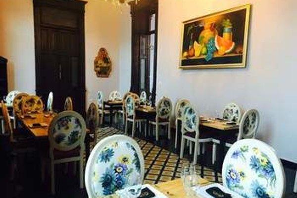 Hotel Boutique Mansion Lavanda - фото 17