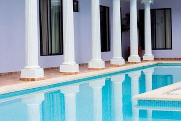 Hotel Boutique Mansion Lavanda - фото 20