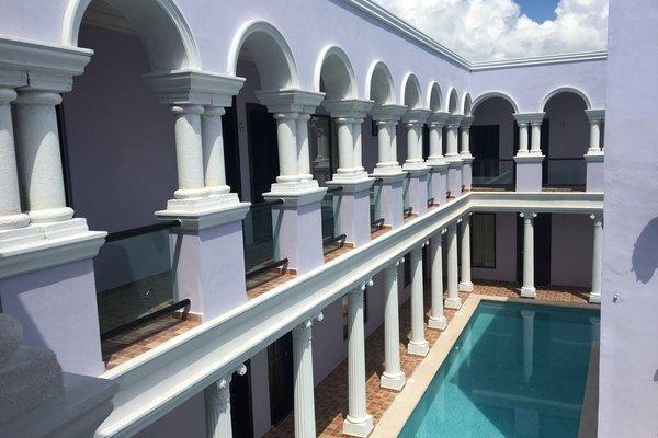 Hotel Boutique Mansion Lavanda - фото 21
