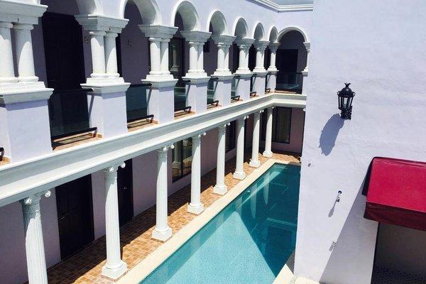 Hotel Boutique Mansion Lavanda - фото 22