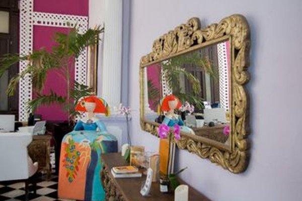Hotel Boutique Mansion Lavanda - фото 4