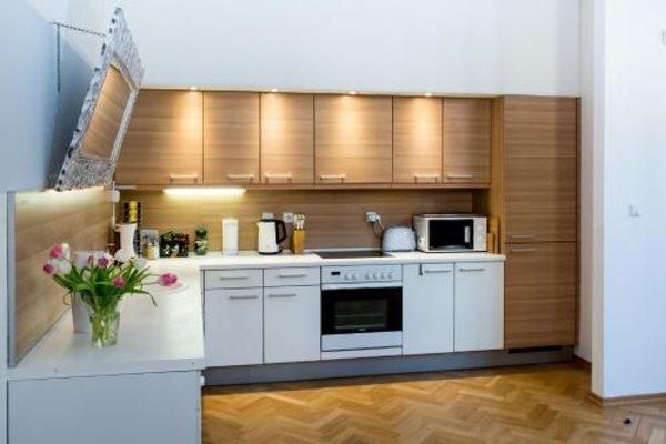 Luxury Apartment Maiselova - фото 11