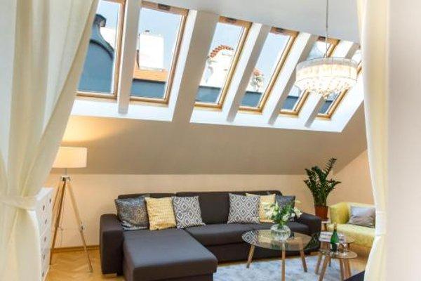 Luxury Apartment Maiselova - фото 9