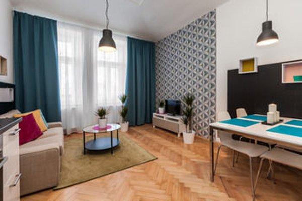 Comfortable Prague Apartments - фото 9