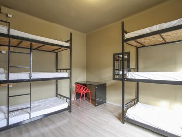 Хостел Social Hostel Cafe e Bar