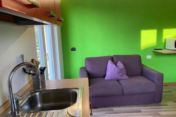 Bikeapartments Appartamenti Laura & Jasmin - фото 6