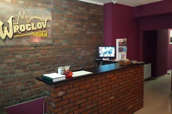 Wroclov Hostel - фото 19