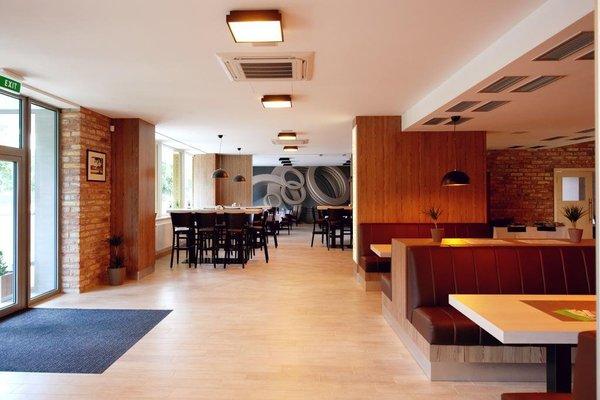 Hotel Fabrika - фото 11