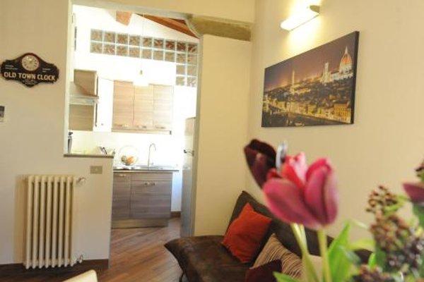 Apartment Salvia, San Frediano - фото 19