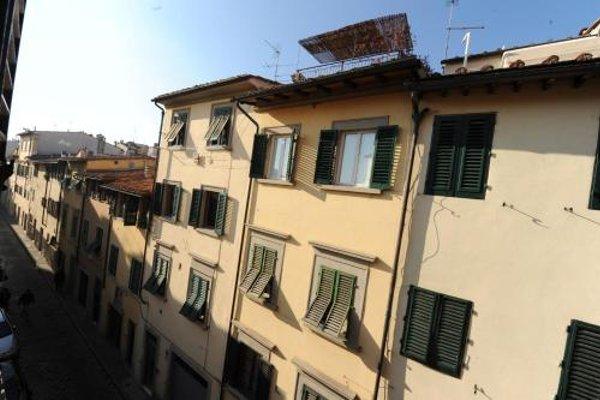Apartment Salvia, San Frediano - фото 23