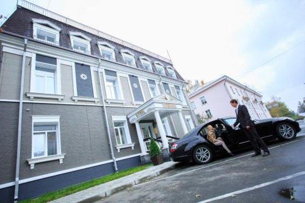 Отель «ПушкинЪ» - фото 22