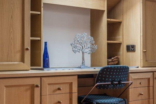 Design Apartment mit Terrasse - фото 16
