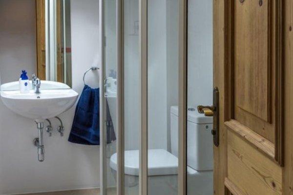 Design Apartment mit Terrasse - фото 17