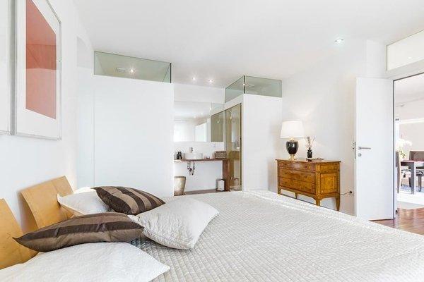 Design Apartment mit Terrasse - фото 3
