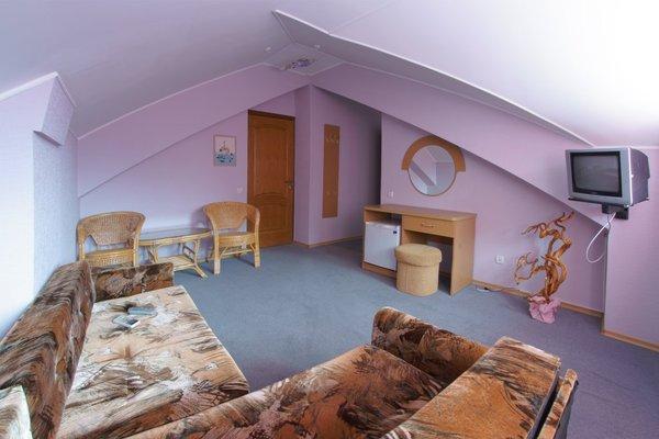 Курортный Отель Вилла Ангелина - фото 14