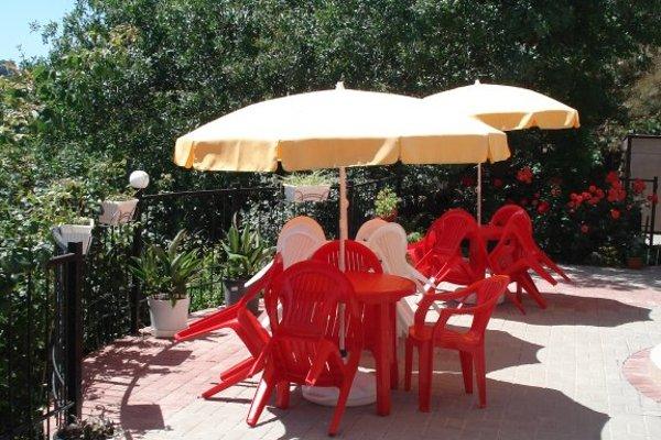 Курортный Отель Вилла Ангелина - фото 16