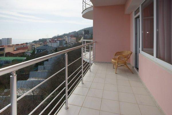 Курортный Отель Вилла Ангелина - фото 18