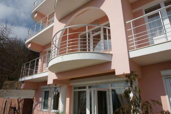 Курортный Отель Вилла Ангелина - фото 23