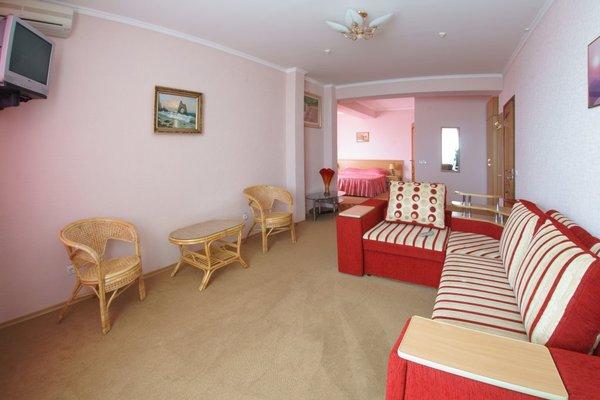 Курортный Отель Вилла Ангелина - фото 5