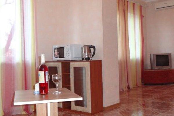 Мини-Отель Вилла Виолетта - фото 14