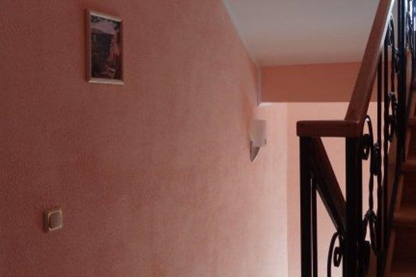 Мини-Отель Вилла Виолетта - фото 17
