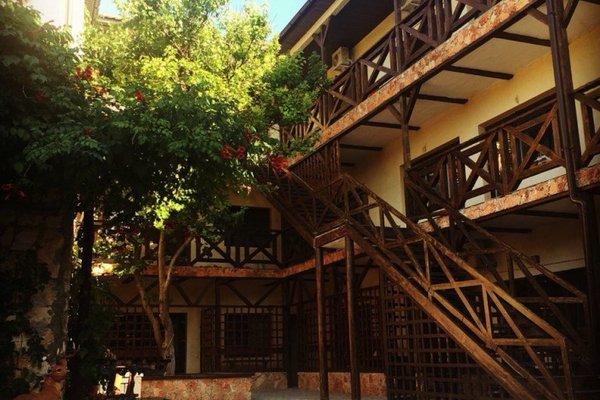 Мини-Отель Усадьба рыцаря Эдварда Остера - фото 23