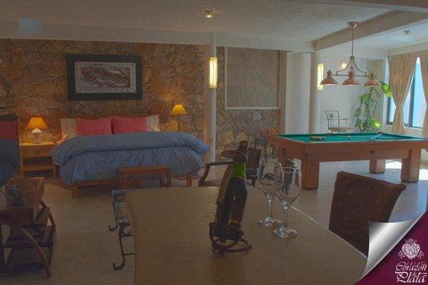 Casa Corazon de Plata Suites - фото 23