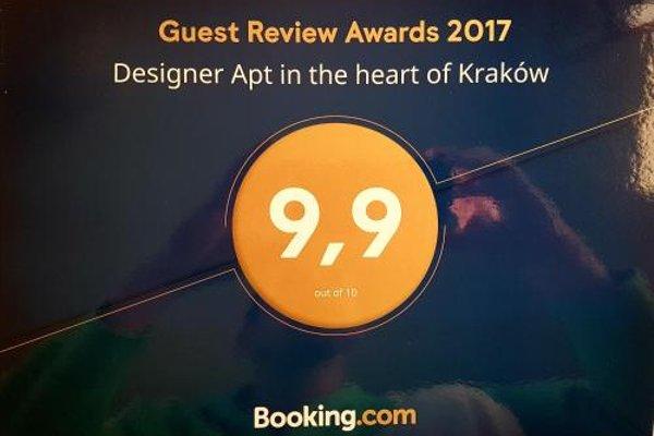 Designer Apt in the heart of Krakow - фото 18