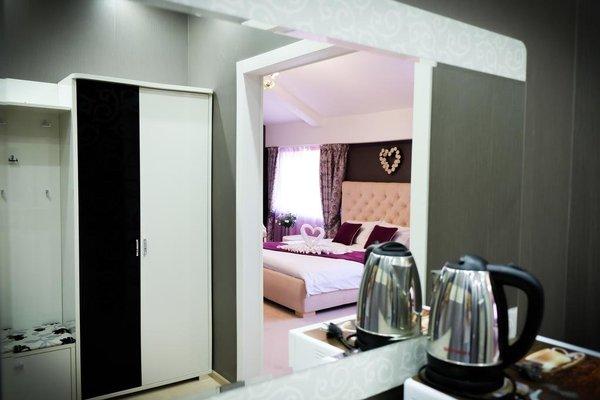 Отель Экипаж - фото 16