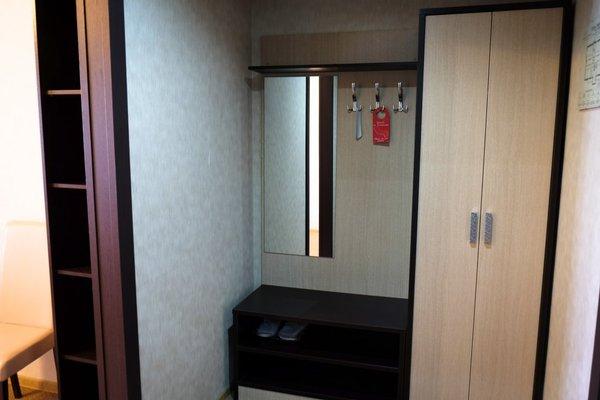 Отель Экипаж - фото 21