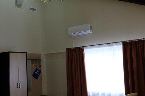 Отель Экипаж - фото 22