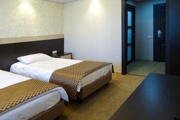 Отель Экипаж - фото 3