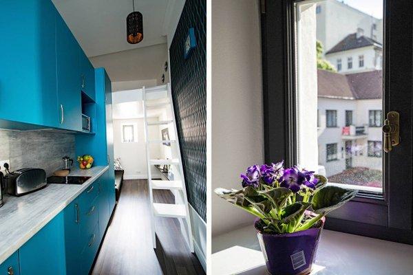 Rich Ruterra Apartment - фото 13