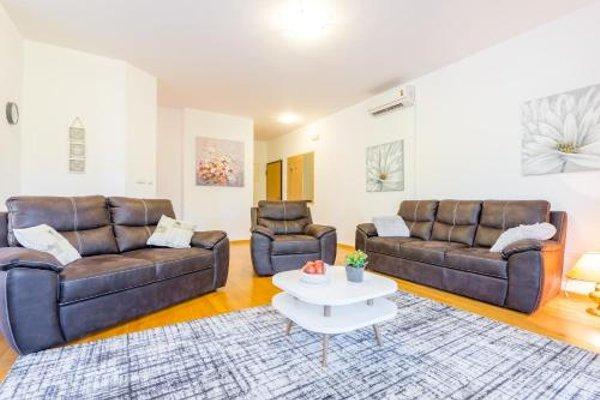 Apartment Green Gold - фото 15