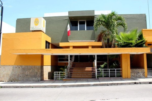Hotel Dinastia Colima - 23
