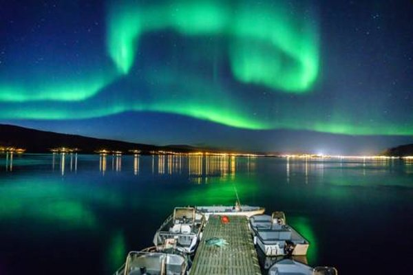 Vikran Vacation: Sea fishing and Northern Lights - 18