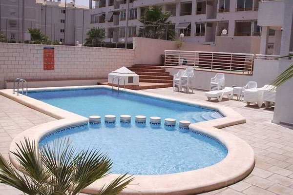 Apartamento Albir Plaza Holiday - фото 12